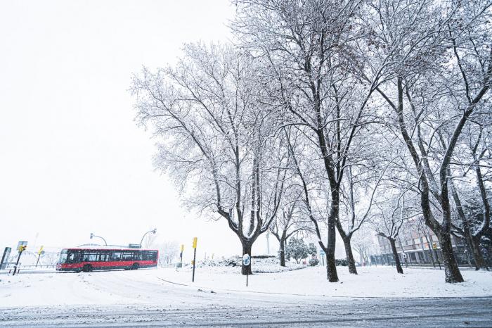 Тепло будет поступать в центр Европейской России через юг Западной Европы