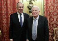 Лавров и представитель ООН обсудили конференцию по межрелигиозному диалогу