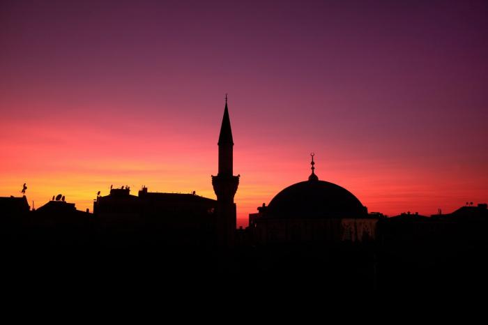В текущем году станет ясно, каким именно материалом и цветом будет облицован фасад соборной мечети