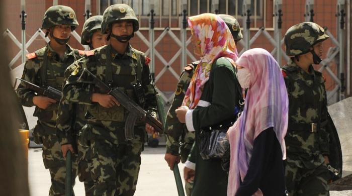 США обвинили власти Китая в геноциде уйгуров.