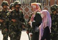 США объявили геноцидом действия Китая в отношении религиозных меньшинств