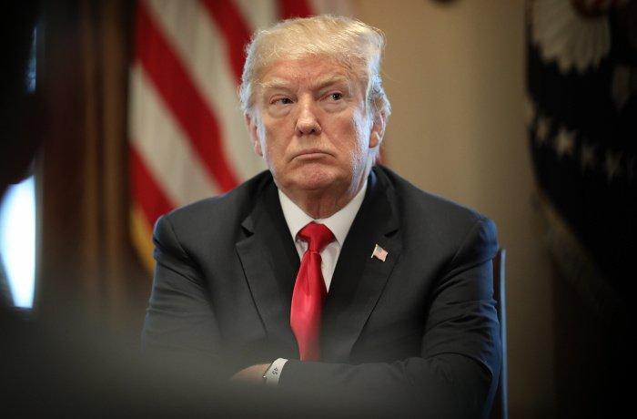 МИД Ирана объявил о введении санкций в отношении Трампа и его администрации.