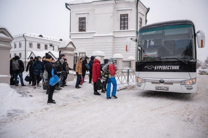 На ФММ приехали участники из городов Татарстана и России.