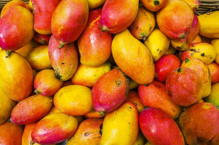 Манго также содержит много сахара, поэтому пациентам из групп риска стоит употреблять его небольшими порциями