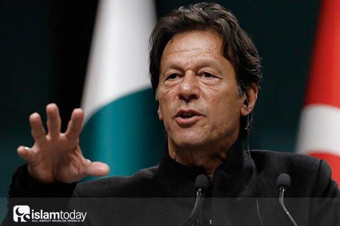 Имра́н Хан - Премьер-министр Пакистана с 2018 года. (Источник фото:google.com)