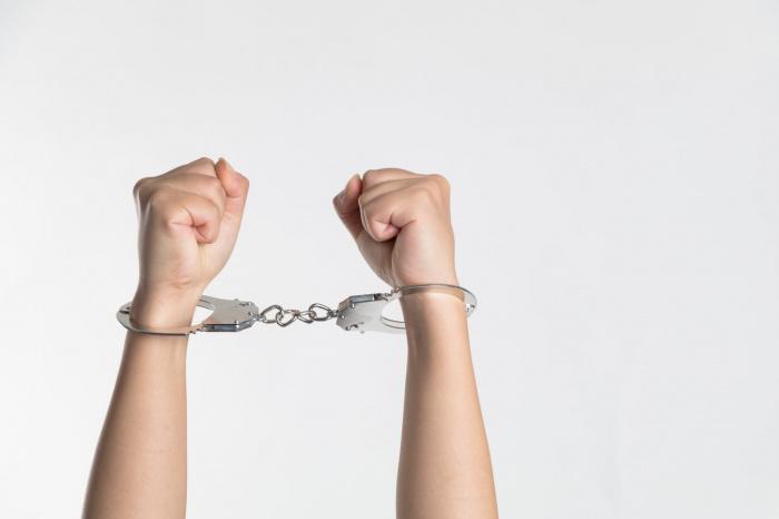В интересах следствия личность задержанного россиянина не разглашается