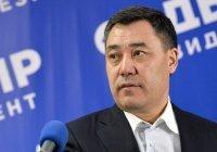 В Киргизии новый президент отказался от кортежа и банкета на инаугурации