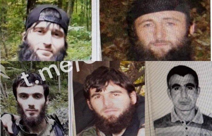 Уничтоженные в ходе спецоперации боевики. t.me/groznytv.