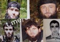 Уничтоженная в Чечне банда Бютукаева готовила нападение на здание ФСБ