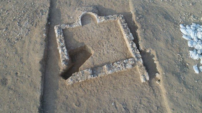 Ученые раскопали в Израиле древнюю мечеть.