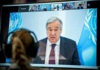 Генсек ООН заявил об угрозе распада мира на две части