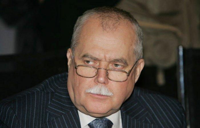 Александр Игнатенко умер в больнице.