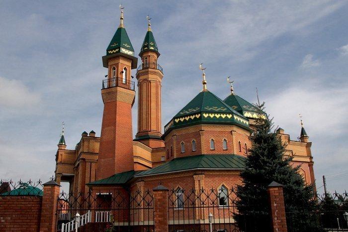 Самые красивые татарские мечети России