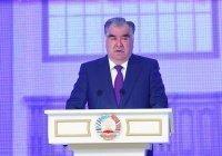 Рахмон объявил о победе над коронавирусом в Таджикистане