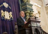 Генсек ООН отметил рост антисемитизма во время пандемии