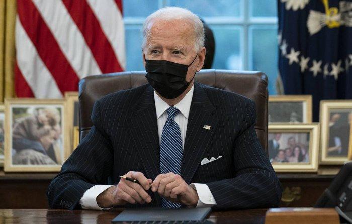 В США сообщили о намерении Байдена восстановить отношения с Палестиной.