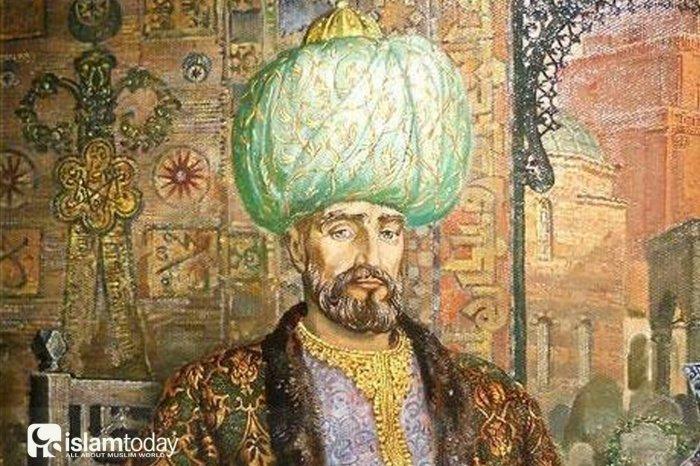 Накиб аль-ашраф Саид Кул Шариф. Художник Нияз Хазиахметов