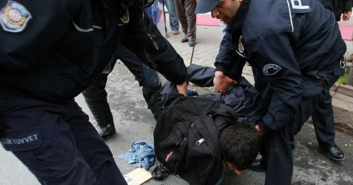 Минобороны Турции объявило о задержании боевиков ИГИЛ.