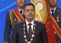Жапаров поблагодарил Россию за помощь в стабилизации ситуации