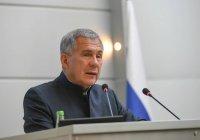 Минниханов назвал борьбу с экстремизмом ключевой задачей МВД