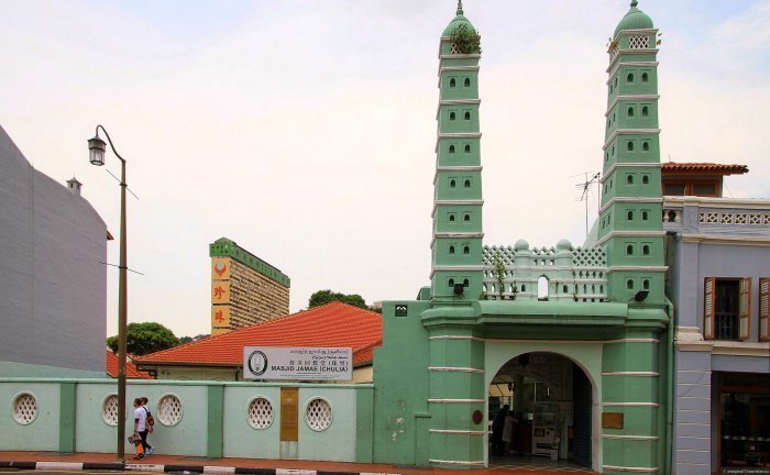 В Сингапуре предотвратили теракты в мечетях.