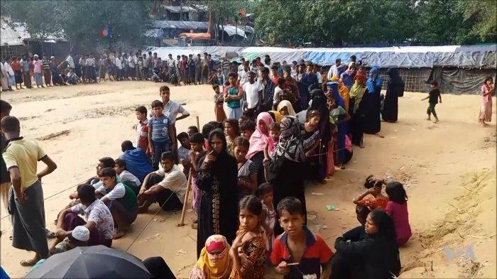 Правозащитники заявили о пропаже сотен беженцев рохинджа в Индонезии.
