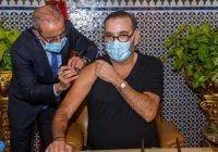 Король Марокко вакцинировался от коронавируса