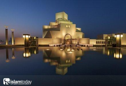 дверь в необъятный мир исламского искусства