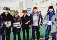 Мусульмане Пензы получили смысловые переводы Корана от ДУМ РТ