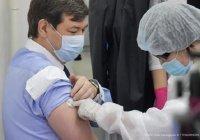 В Казахстане началась массовая вакцинация российским «Спутником V»