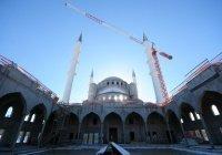 Открытие Соборной мечети Крыма могут перенести на 2022 год