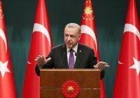 Эрдоган заявил о намерении изменить конституцию Турции