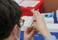 Перечислены побочные эффекты вакцины от коронавируса