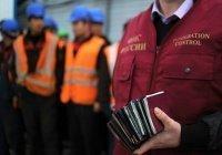 Мигрантов в России могут обязать сдавать отпечатки пальцев