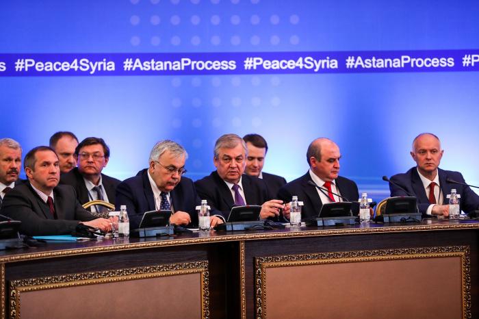 Очередная встреча по Сирии состоится в Сочи.