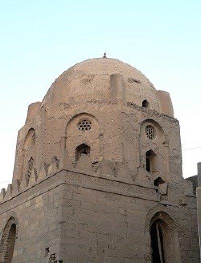 Усыпальница знатного мамлюка в Городе мертвых, Каир (личный архив автора)