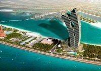 В Дубае построят небоскреб-прищепку