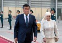 Экс-президент Киргизии Жээнбеков покинул страну