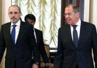 Лавров обсудит Сирию с главой МИД Иордании