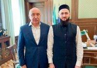 Муфтий встретился с ректором КФУ