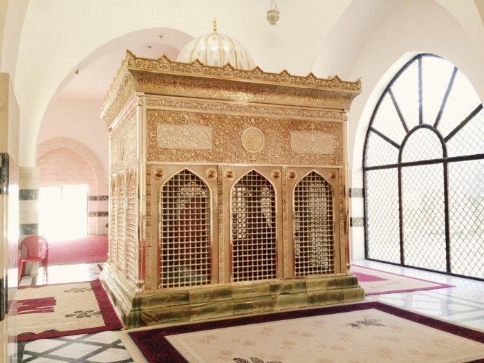Могила Джафара ибн Абу Талиба. Фото: Зара Чоудхари