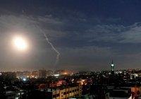 Израиль нанес ракетные удары по Сирии
