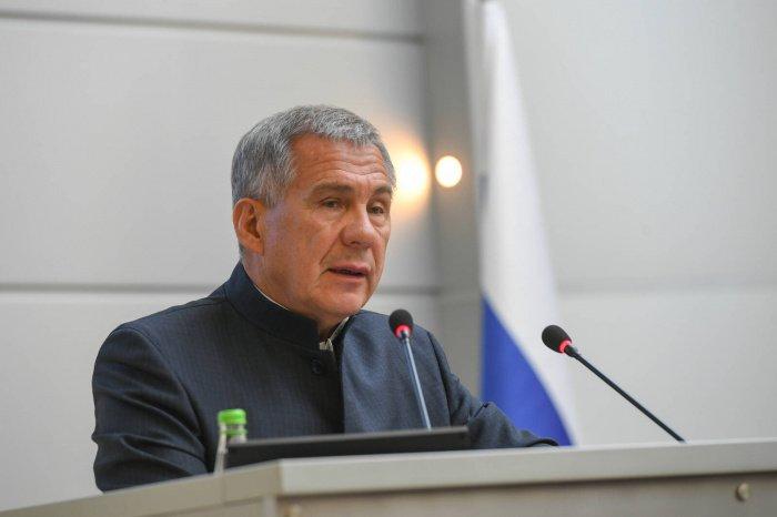 Президент РТ принял участие в итоговой коллегии управления СК РФ.