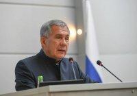 Минниханов призвал оградить молодежь от терроризма и экстремизма
