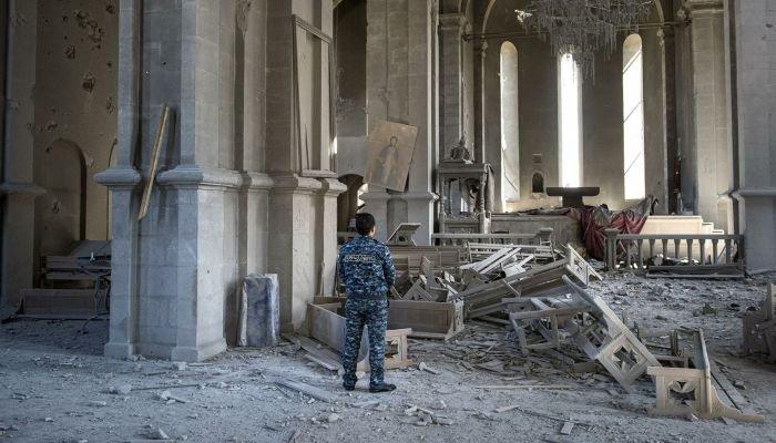 В МИД РФ рассчитывают на скорый визит миссии ЮНЕСКО в Карабах.