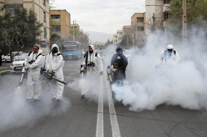Эксперты ООН объявили о росте террористических угроз на фоне пандемии.