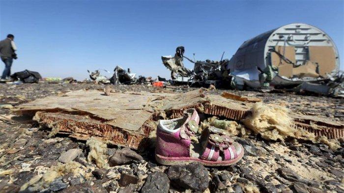 Теракт над Синаем унес жизни 224 человек.