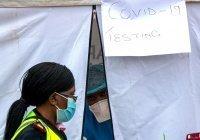 В Африке число жертв коронавируса приближается к 100 тысячам