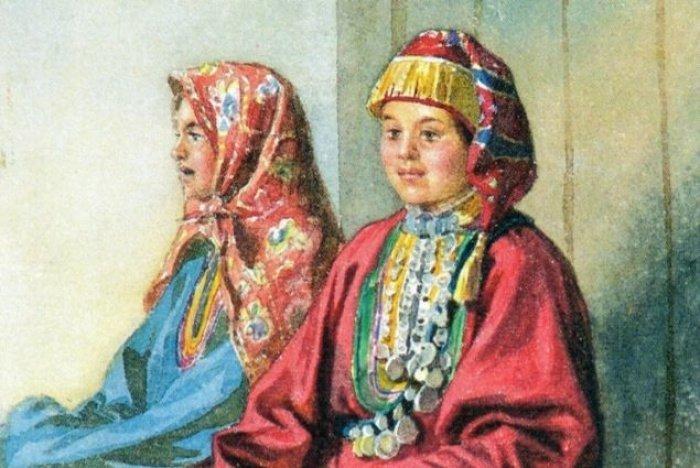 Хиджаб – неотъемлемый атрибут татарской женщины