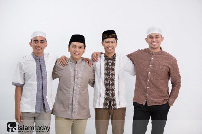 Принцип выбора друга в исламе. (Источник фото: freepik.com)